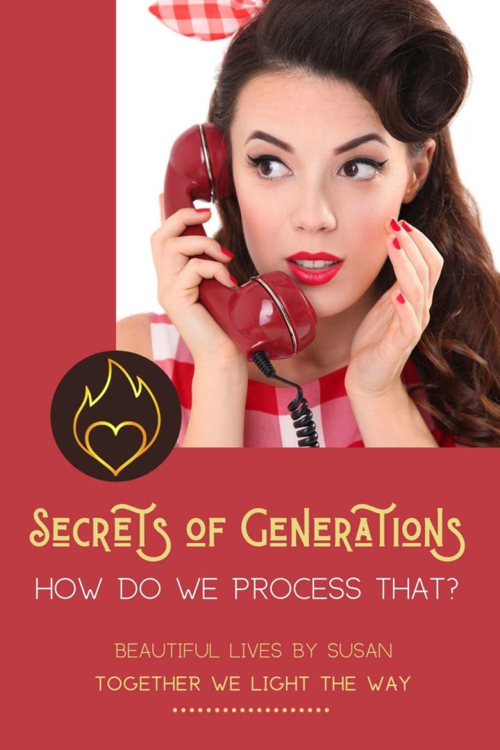 Secrets of Generations How Do We Process That?