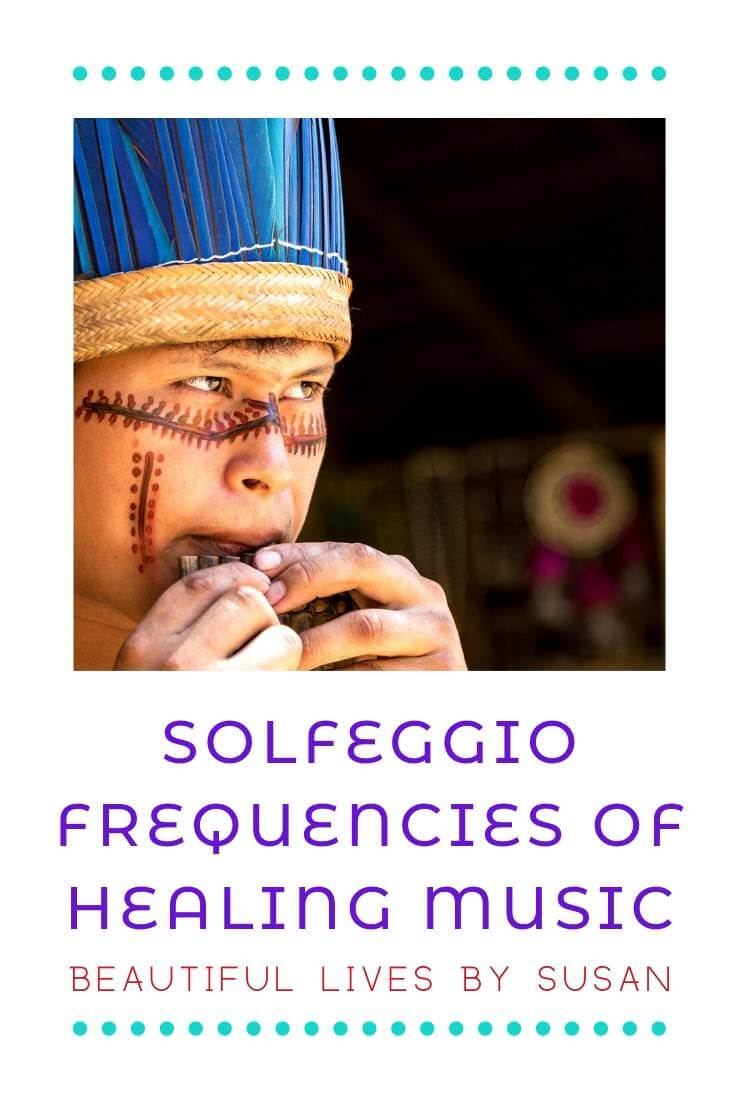 Solfeggio Frequencies as a Source of Healing