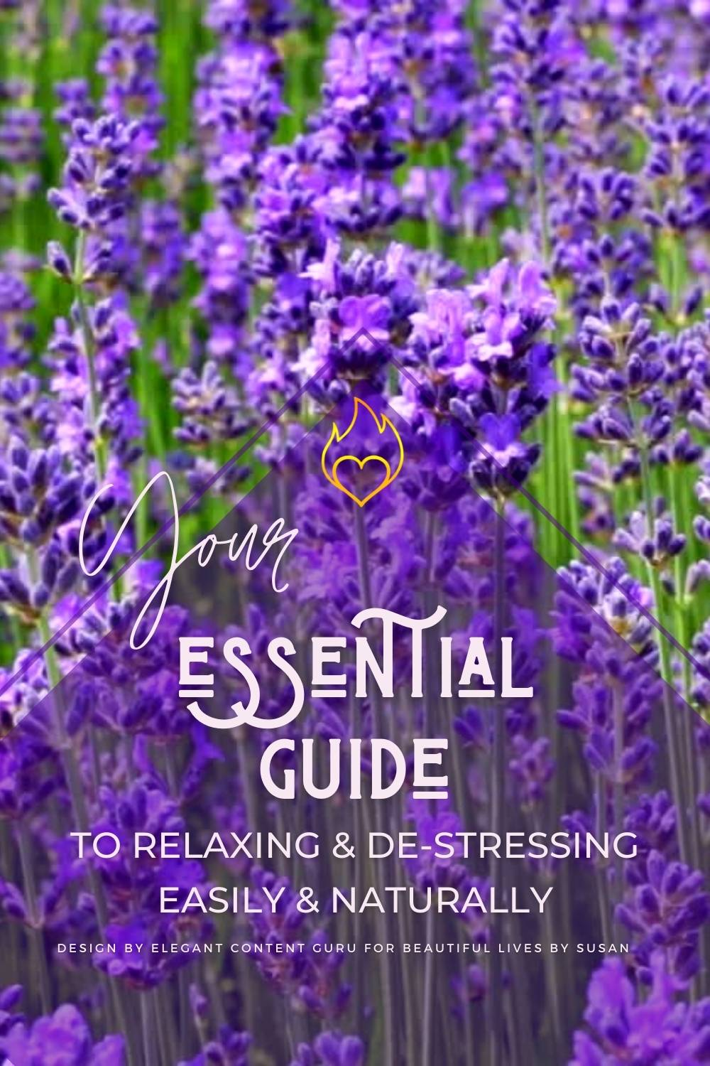 12 Stress Relief Techniques Plus Daily Balance Journal