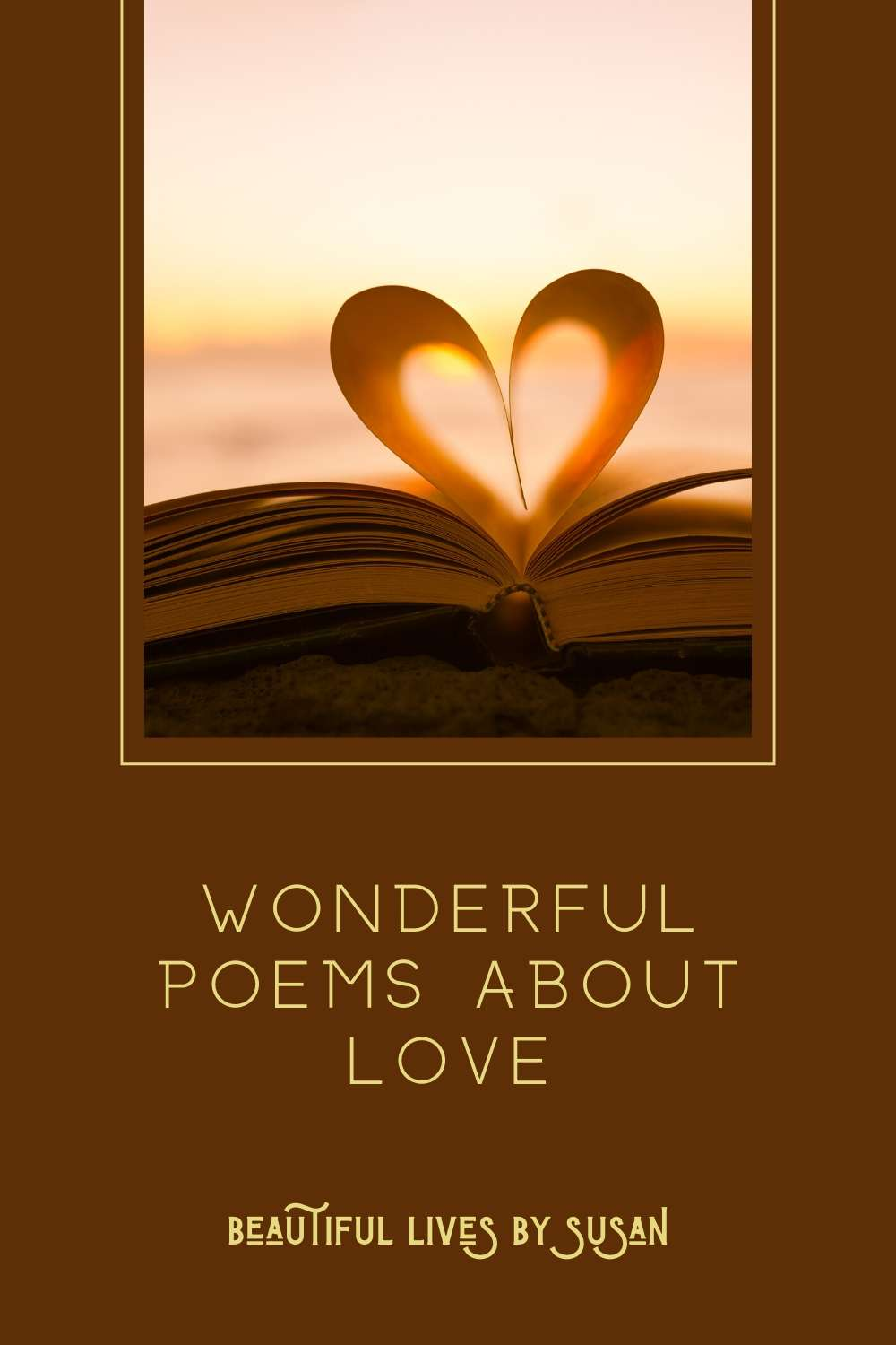 Wonderful Poems About Love