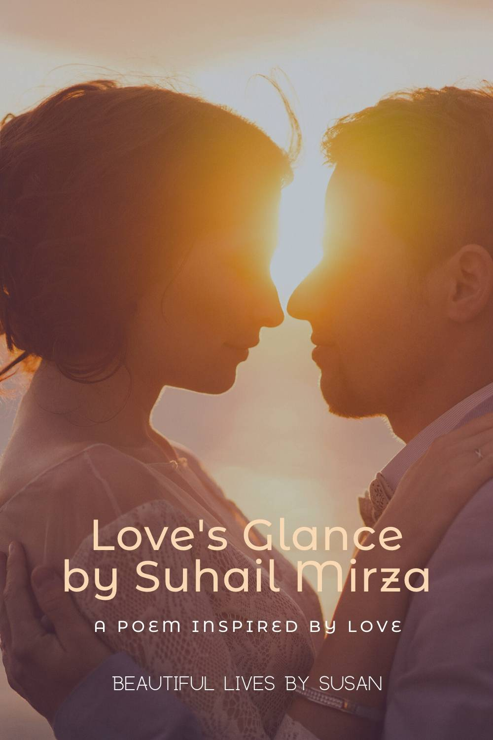 Love's Glance by Suhail Mirza