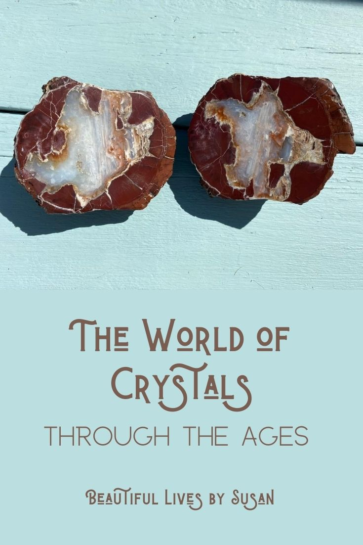 The World of Crystals Through the Ages