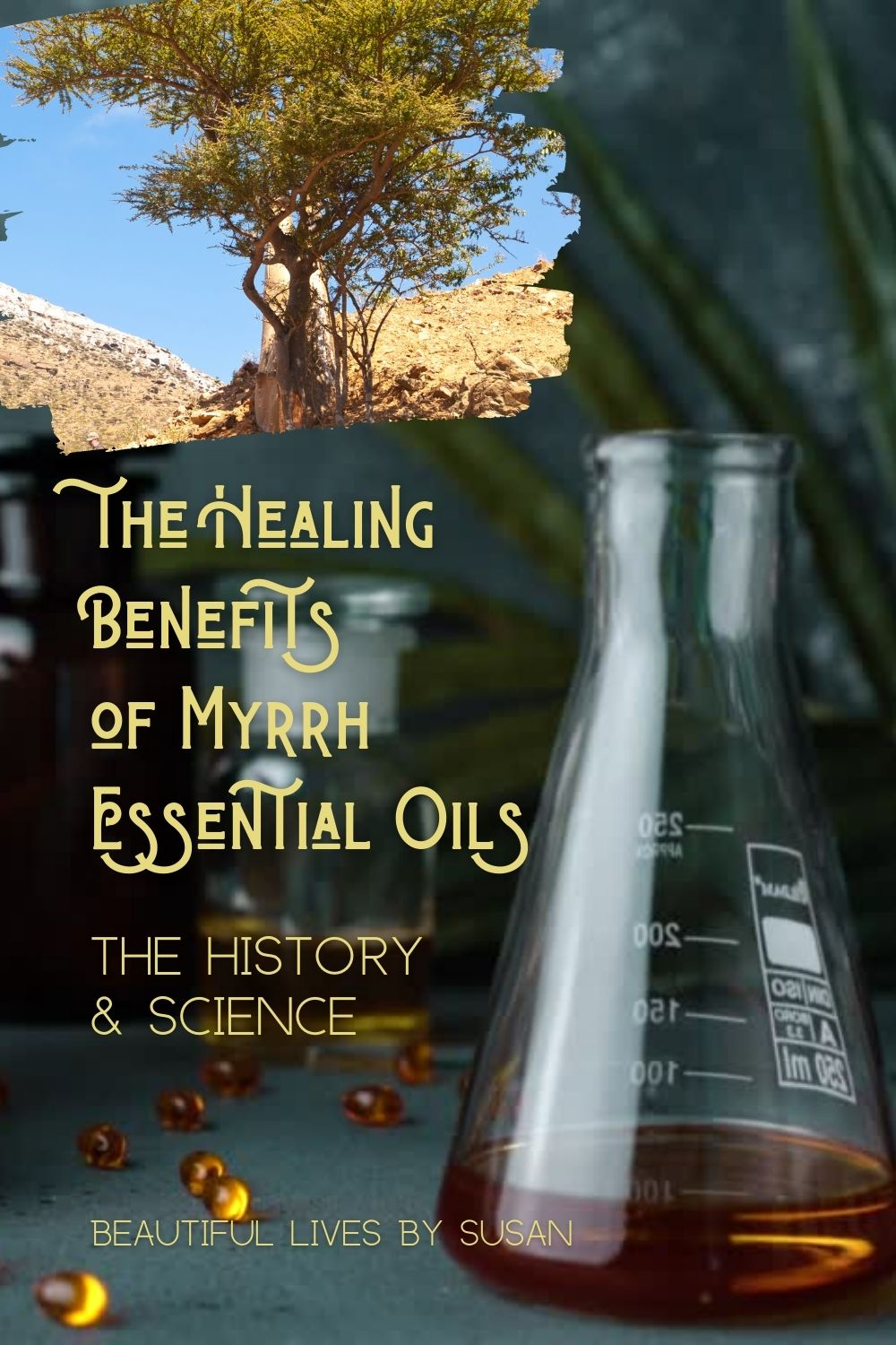 Learning the Many Benefits of Myrrh Essential Oil