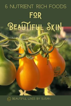 6 Nutrient Rich Foods for Beautiful Skin
