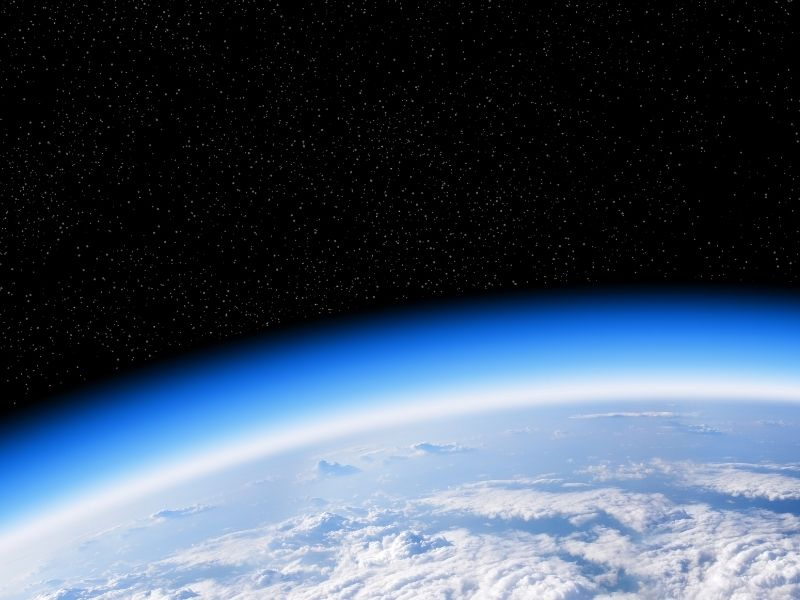 The Stress and Science of Climate Change - the ozone layer.