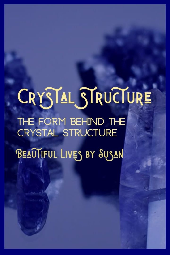 Crystal Structure • The Form Behind the Sparkle