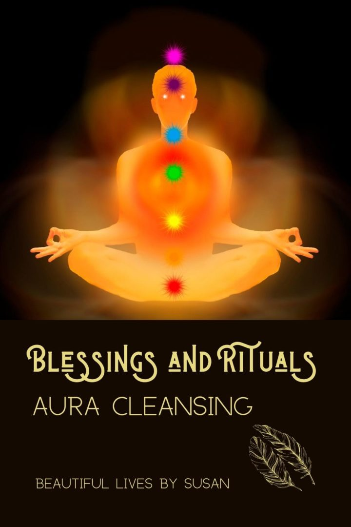 Blessings & Rituals • Aura Cleansing