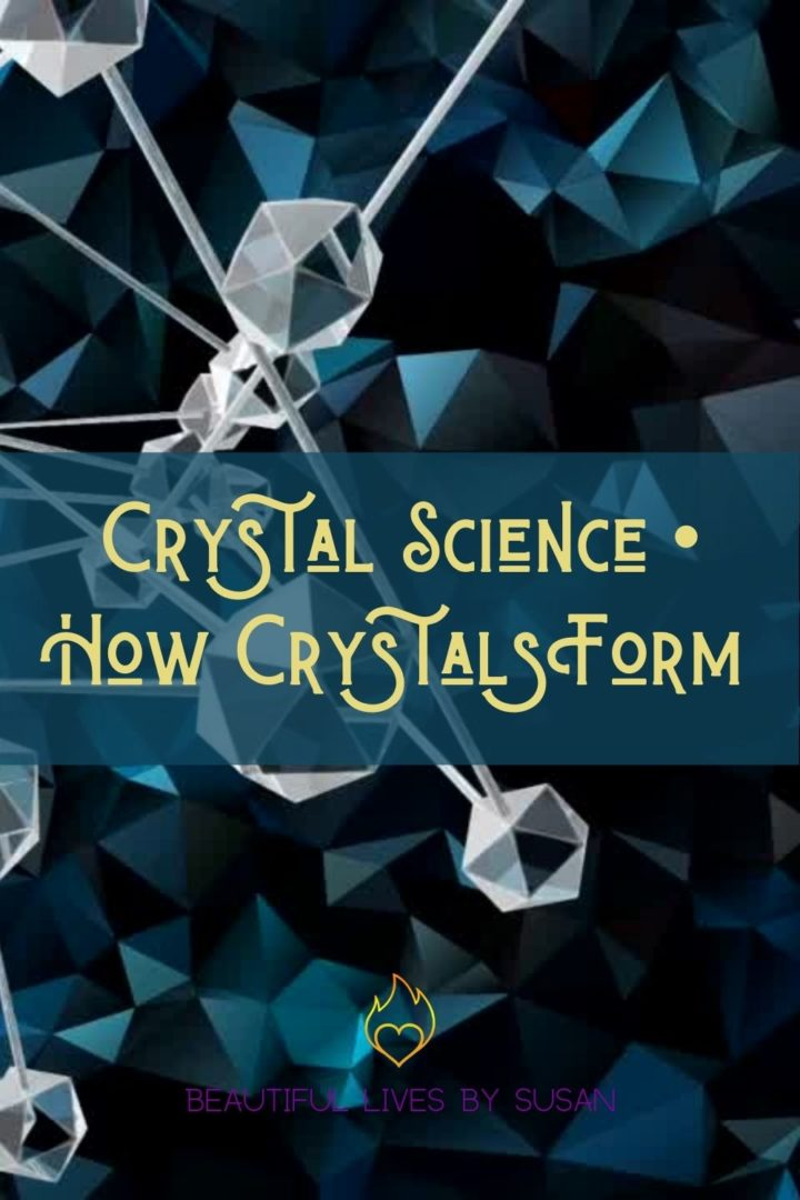 Crystal Science and How crystals Form