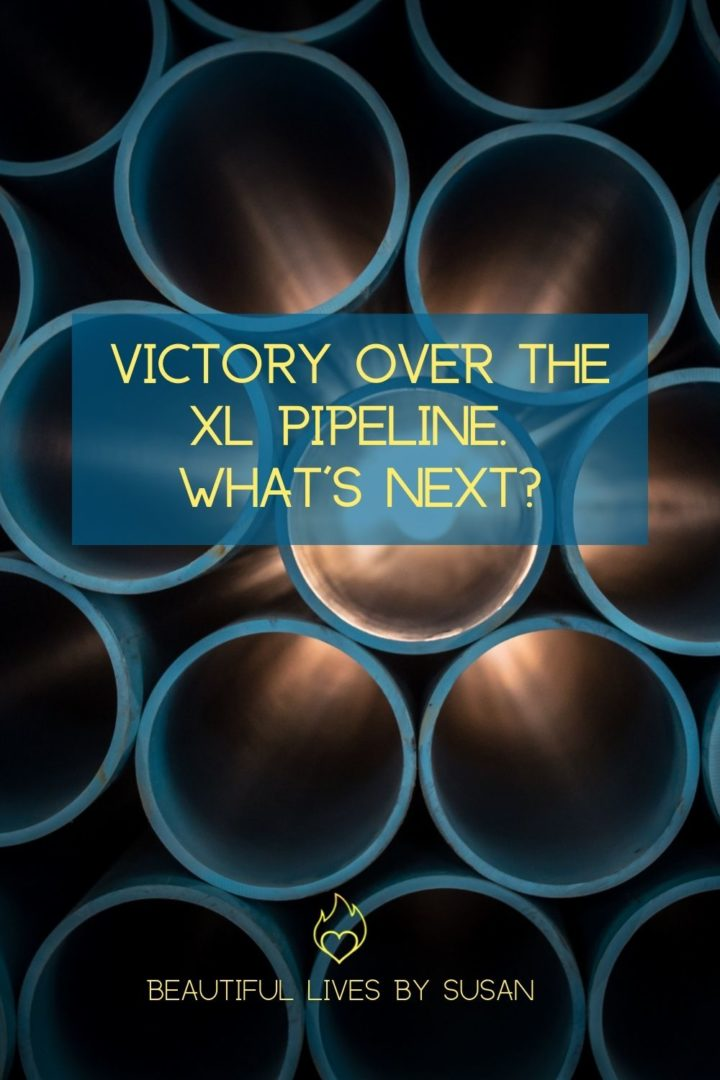 Victory Over the XL Pipeline. What's Next