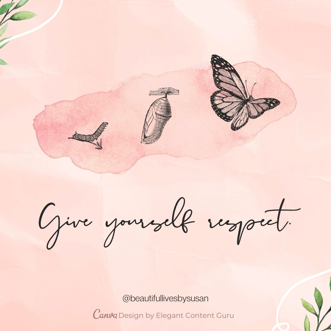 Give Yourself Respect