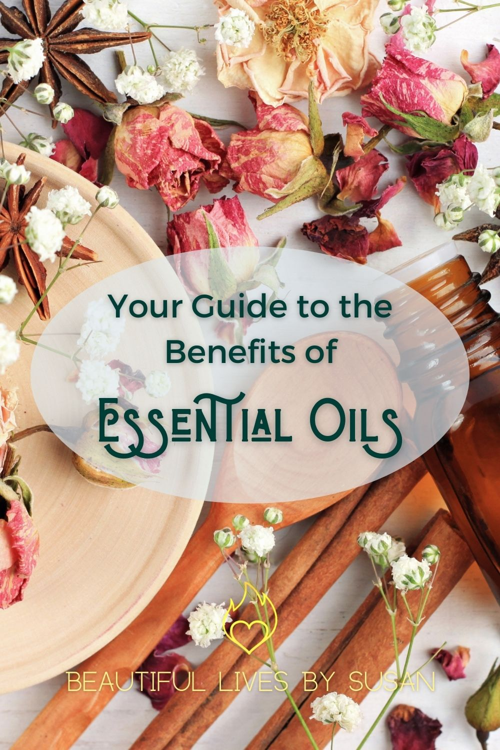Your Guide to the Benefits of Essential Oils